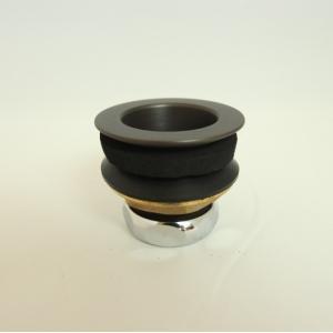 手洗い器用排水金具(25mm) ブロンズ|toiletas