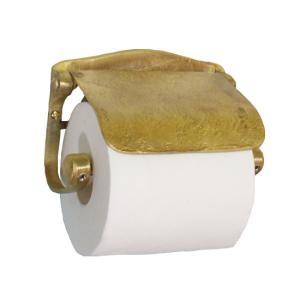 トイレットペーパーホルダー  ゴールド 金 真鍮  PH325HP|toiletas