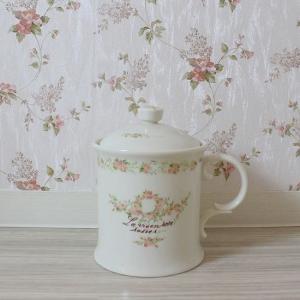 レ・ローズ コーナーポット トイレポット 陶器 |toiletas