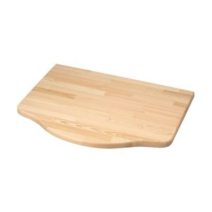 浮作仕上げ木製カウンター クリア S|toiletas
