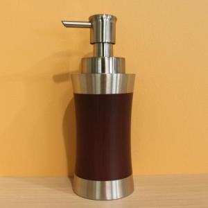 スプールウッド フォームボトル 陶器 詰め替え用ボトル|toiletas