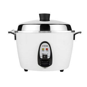 大同電鍋日本公式売店ー大同電気釜(大同電鍋) 炊飯器 10合 ー白Lサイズ