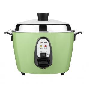 大同電鍋日本公式売店ー大同電気釜(大同電鍋) 炊飯器 6合 ー緑Mサイズ