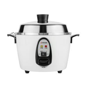 大同電鍋日本公式売店ー大同電気釜(大同電鍋) 炊飯器 6合 ー白Mサイズ