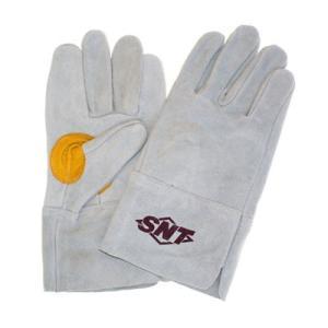 高耐久 牛革手袋 内縫 レザーグローブ J-102A/YG-1|toka-store