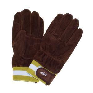 売り尽くしセール 作業手袋 レザーグローブ J-111 豚革手袋 toka-store