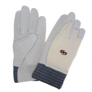 売り尽くしセール  作業手袋 レザーグローブ J-207SH 羊革手袋 toka-store