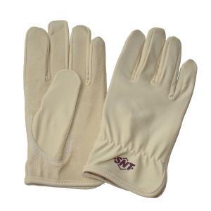 売り尽くしセール  作業手袋 レザーグローブ J-210 豚革手袋 toka-store