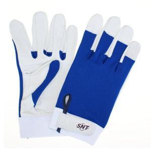 作業手袋 レザーグローブ J-219A/BS 牛革手袋|toka-store