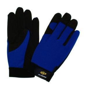 作業手袋 メカニックグローブ MEC-605NS スパンデックス使用|toka-store