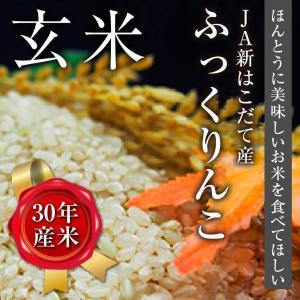 玄米|JA新はこだて産ふっくりんこ(30kg)|tokachi-mahoroba