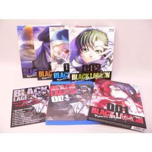 (Blu-ray) BLACK LAGOON Roberta's Blood Prail 全5巻セッ...