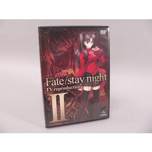 (DVD) アニメ「Fate(フェイト)/stay night」TV reproduction2