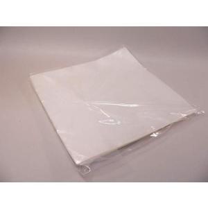 (サプライ)  ぴったりサイズ!LD・LPジャケット保護用 薄手(小)PP袋(透明・サイドシール)100枚セット|tokagey