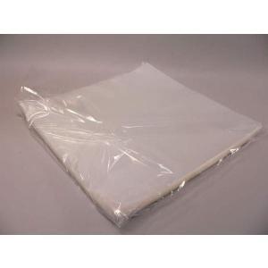 (サプライ)  ぴったりサイズ!LPジャケット保護用 薄手(大)PP袋(透明・サイドシール)100枚セット|tokagey