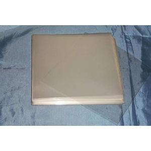 (サプライ) 紙製CDジャケット保護用透明PP袋100枚セット (S19)|tokagey
