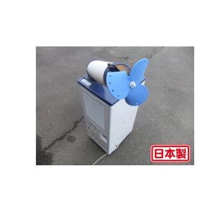 エコエコファン スポット式 TEU-402(S型) エアコン風よけ&省エネ対策 スポットクーラー用 節電グッズ 空調効率UP シーリングファン|tokai-ds