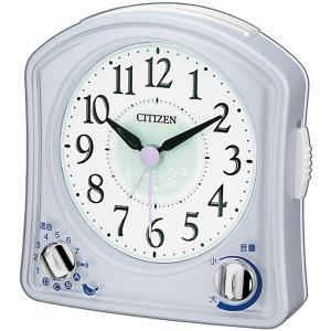 【アウトレット品】シチズンめざまし時計「ムーランR02F」8RMA02-B