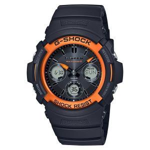 G-SHOCK ジーショック AWG-M100SF-1H4JR ファイアー・パッケージ FIRE PACKAGE 2020年モデル 電波ソーラー 腕時計 CASIO カシオ|tokei-akashiya