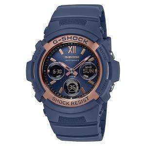 G-SHOCK ジーショック AWG-M100SNR-2AJF プレシャス・ハート・セレクション Precious Heart Selection 電波ソーラー 男性用 腕時計 CASIO カシオ|tokei-akashiya