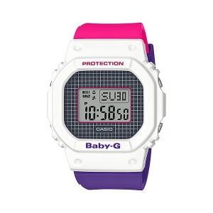 BABY-G ベビージー BGD-560THB-7JF スクエアフェイス Throwback 1990s ペアモデル 女性用 腕時計 CASIO カシオ|tokei-akashiya