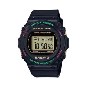 BABY-G ベビージー BGD-570TH-1JF ラウンドフェイス Throwback 1990s クリスマスカラー ペアモデル 女性用 腕時計 CASIO カシオ|tokei-akashiya