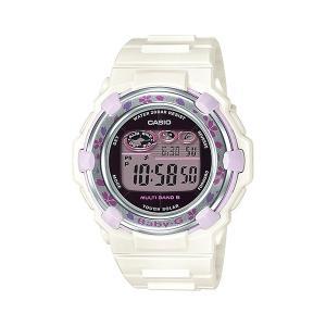 BABY-G ベビージー BGR-3000CBP-7JF 電波ソーラー Cherry Blossom Colors チェリーブロッサム・カラーズ レディース 腕時計 CASIO カシオ|tokei-akashiya