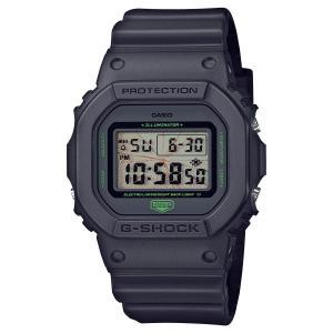 【訳アリ商品】 箱潰れがございます G-SHOCK ジーショック DW-5600MNT-1JR スクエアモデル MUSIC NIGHT TOKYO ダークグレー×グリーン 腕時計 CASIO カシオ|tokei-akashiya