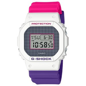 G-SHOCK ジーショック DW-5600THB-7JF スクエアフェイス Throwback 1990s ペアモデル 男性用 腕時計 CASIO カシオ|tokei-akashiya