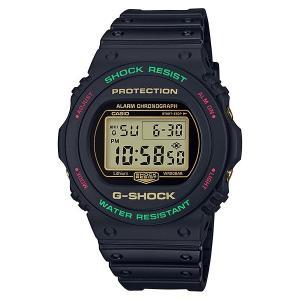G-SHOCK ジーショック DW-5700TH-1JF ラウンドフェイス Throwback 1990s クリスマスカラー ペアモデル 男性用 腕時計 CASIO カシオ|tokei-akashiya