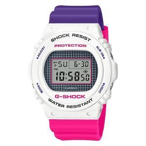 G-SHOCK ジーショック DW-5700THB-7JF ラウンドフェイス Throwback 1990s ペアモデル 男性用 腕時計 CASIO カシオ|tokei-akashiya