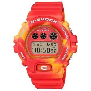 G-SHOCK ジーショック DW-6900TAL-4JR DW-6900 Kyo Momiji Color 紅葉 日本製 腕時計 CASIO カシオ tokei-akashiya