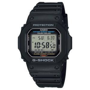 G-SHOCK ジーショック G-5600UE-1JF タフソーラー スクエアモデル フルオートLEDライト ブラック メンズ 腕時計 ウレタンバンド CASIO カシオ|tokei-akashiya