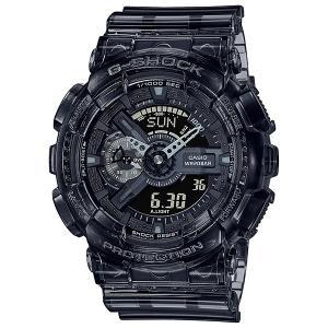 G-SHOCK ジーショック GA-110SKE-8AJF スケルトンシリーズ グレー スケルトンタイプ 腕時計 CASIO カシオ|tokei-akashiya