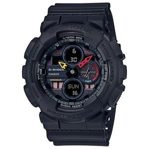 G-SHOCK ジーショック GA-140BMC-1AJF ブラック×ネオン Black×Neon アナログ×デジタルコンビネーション メンズ  腕時計|tokei-akashiya