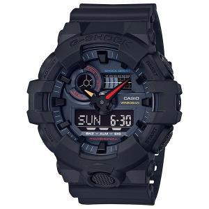 G-SHOCK ジーショック GA-700BMC-1AJF ブラック×ネオン Black×Neon タフフェイス メンズ 腕時計 CASIO カシオ|tokei-akashiya