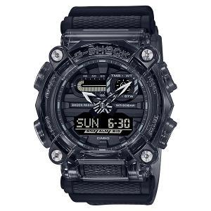 G-SHOCK ジーショック GA-900SKE-8AJF スケルトンシリーズ 10角ベゼル グレー スケルトンタイプ 腕時計 CASIO カシオ|tokei-akashiya