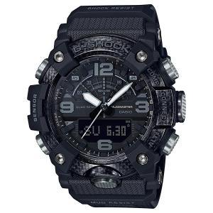 G-SHOCK ジーショック GG-B100-1BJF マスターオブG マッドマスター BLACK OUT スマートフォンリンク機能 Bluetooth対応 腕時計 CASIO カシオ|tokei-akashiya