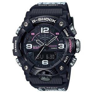 G-SHOCK ジーショック GG-B100BTN-1AJR バートンコラボモデル BURTON マッドマスター スマートフォンリンク機能 Bluetooth対応 腕時計 CASIO カシオ|tokei-akashiya