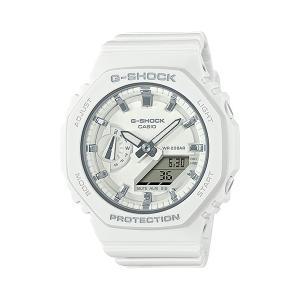 G-SHOCK ジーショック GMA-S2100-7AJF カーボンコアガード構造 小型・薄型モデル ホワイト 腕時計 CASIO カシオ|tokei-akashiya
