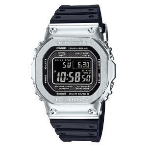 G-SHOCK GMW-B5000-1JF フルメタルケース ソフトウレタンバンド 電波ソーラー Bluetooth対応 tokei-akashiya