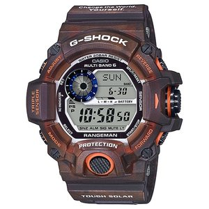 G-SHOCK ジーショック GW-9405KJ-5JR アースウオッチ EARTHWATCH レンジマン RANGEMAN オカピモデル 電波ソーラー CASIO カシオ|tokei-akashiya