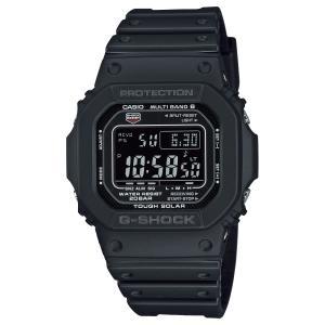G-SHOCK ジーショック GW-M5610U-1BJF 電波ソーラー デジタル表示 ブラック 反転液晶 ウレタンバンド 腕時計 CASIO カシオ|tokei-akashiya