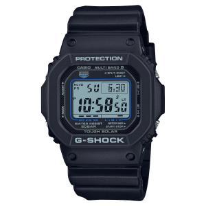 G-SHOCK ジーショック GW-M5610U-1CJF 電波ソーラー デジタル表示 フルオートLEDライト ウレタンバンド ブラック 腕時計 CASIO カシオ|tokei-akashiya