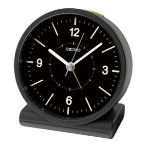 SEIKO セイコークロック KR328K 電波目覚まし時計 スタンダード 電池付き|tokei-akashiya