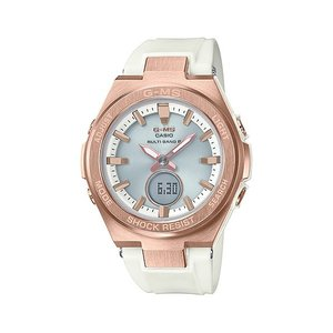 BABY-G ベビージー MSG-W200G-7AJF 電波ソーラー G-MS ジーミズ レディース 女性向け腕時計|tokei-akashiya