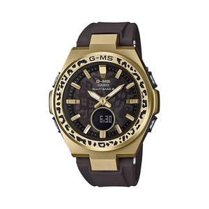 BABY-G ベビージー MSG-W200WLP-5AJR WILDLIFE PROMISING コラボレーションモデル 電波ソーラー ペアモデル 女性用 腕時計 CASIO カシオ|tokei-akashiya