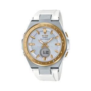 BABY-G ベビージー G-MS ジーミズ MSG-W225-7AJR 電波ソーラー 25th Anniversary Model レディース 腕時計|tokei-akashiya