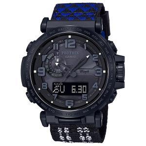 PRO TREK プロトレック PRW-6600MO-1JR モンロ コラボレーションモデル 電波ソーラー腕時計 付け替え用デュラソフトバンド付き|tokei-akashiya