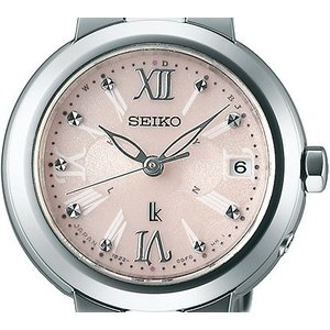 SEIKO セイコー LUKIA ルキア SSVW067 ソーラー電波時計 日本・中国・アメリカ・ドイツ対応|tokei-akashiya